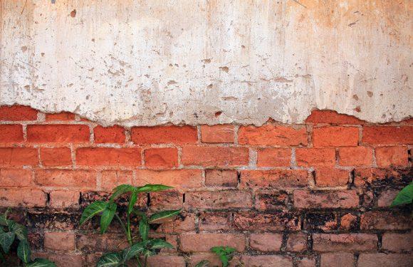 Come risolvere il problema delle crepe sui muri