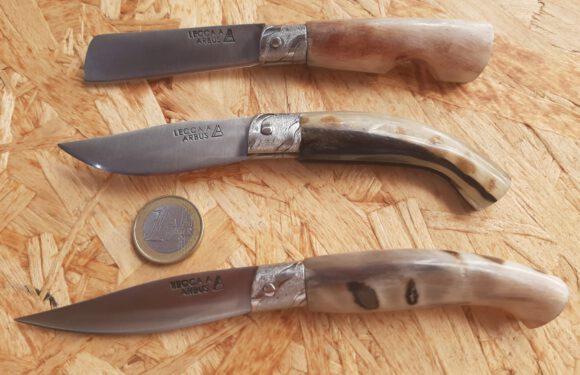 Entra nel magnifico mondo dei coltelli tipici sardi